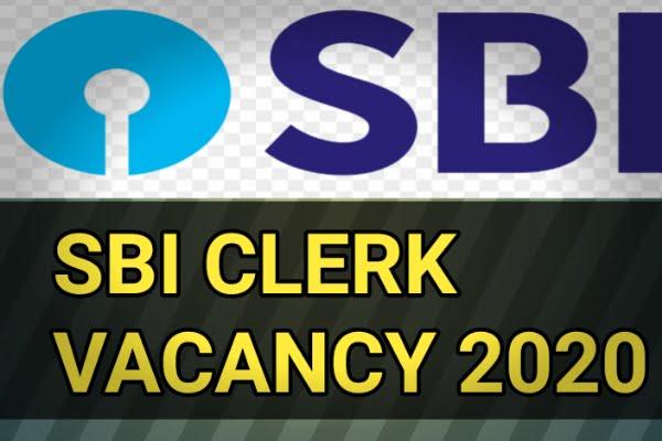 SBI CLERK / APPRENTICE VACANCY 2020