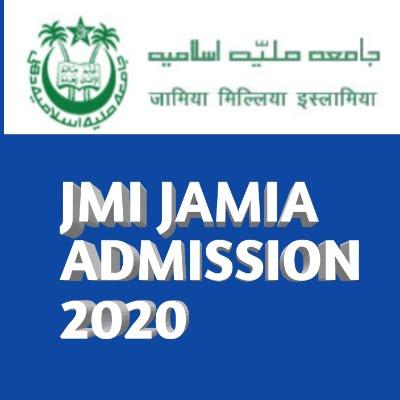 JAMIA JMI ADMISSION APPLY
