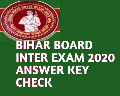 BSEB INTER OBJECTIVE QUESTION ANSWER
