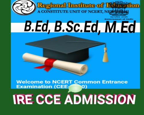 RIE CCE ADMISSION APPLICATION 2020
