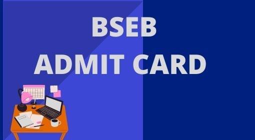 Bihar Board 10th Admit card 2021 , Bihar Board 12th Admit card 2021Download, BSEB Matric Admit card