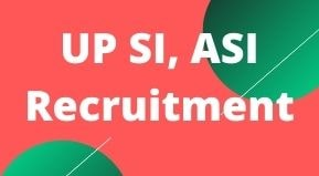 UP Police SI ASI Recruitment 2021 Online apply| UP Daroga bharti 2021