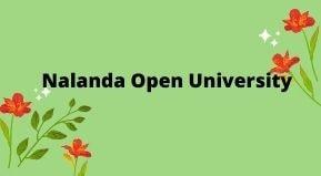 Nalanda Open University Admission Date 2021 | NOU UG PG Admission form Date 2021